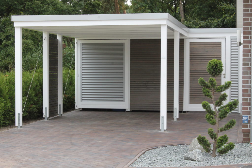 carport mit schuppen metall great carport mit schuppen metall with carport mit schuppen metall. Black Bedroom Furniture Sets. Home Design Ideas